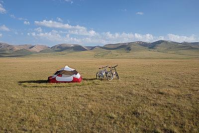 Kirgistan - p759m1207290 von Stefan Zahm