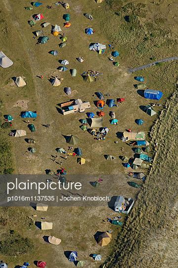 Campingplatz auf Spiekeroog - p1016m1137535 von Jochen Knobloch