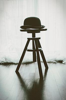 Still life hat - p970m1040419 by KATYA EVDOKIMOVA