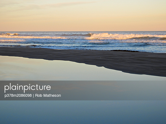 Sand reflections - p378m2086098 by Rob Matheson