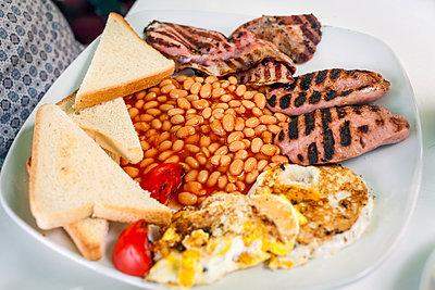 Englisches Frühstück - p1271m1182272 von Maurice Kohl