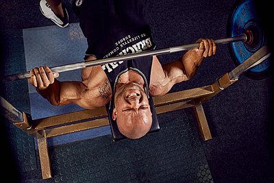 Bodybuilding - p1200m1159329 von Carsten Goerling