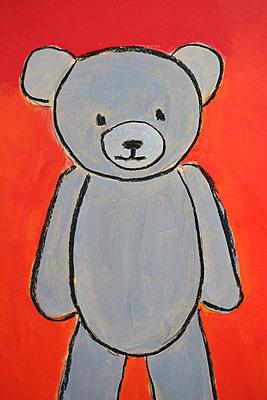 Teddy bear - p450m1590966 by Hanka Steidle