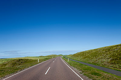 Street along the dyke - p248m952889 by BY