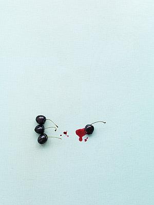Cherries - p1134m949156 by Pia Grimbühler