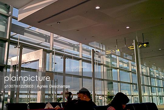 International Airport - p1307m1225603 by Agnès Deschamps