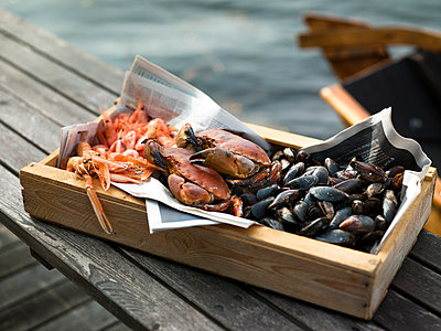 Crayfish - p312m808526f by Per Magnus Persson