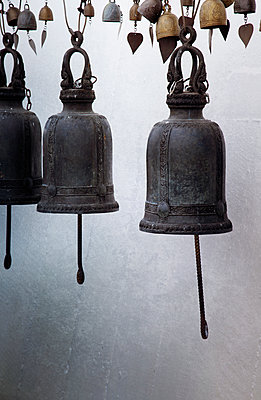 Temple bells - p1248m1439841 by miguel sobreira