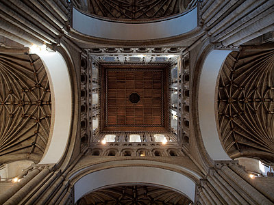 Kathedrale, Norfolk - p132m2026060 von Peer Hanslik