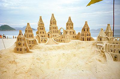 Sandcastle - p312m1084335f by Nicho Sodling
