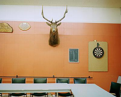 Innenaufnahme Jagdverein - p1124m1015422 von Willing-Holtz