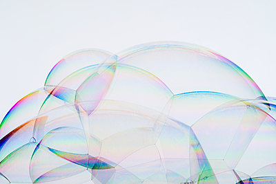 Bubbles - p1201m1039925 by Paul Abbitt