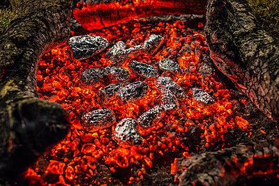 Bonfire - p343m1101659f by Konstantin Trubavin