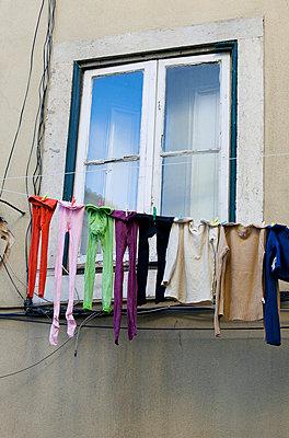 Wäsche trocknen - p4320537 von mia takahara