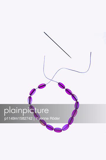 Perlenkette - p1149m1582742 von Yvonne Röder