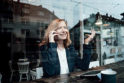 Essen, NRW, Deutschland, Cafe, w65 - p300m2293672 von Joseffson