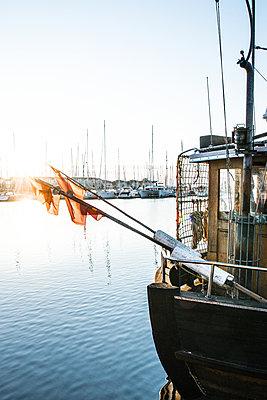 Jachthafen - p354m2031742 von Andreas Süss