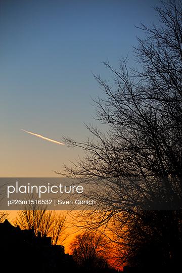 Abendhimmel - p226m1516532 von Sven Görlich