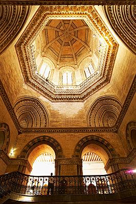 Im Inneren der Kuppel - p1259m1109507 von J.-P. Westermann