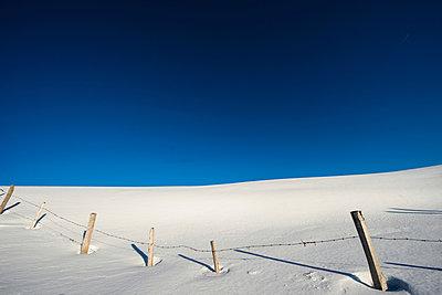 Winter - p829m938233 von Régis Domergue