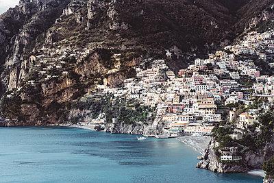 Blick auf Positano - p1326m1575450 von kemai