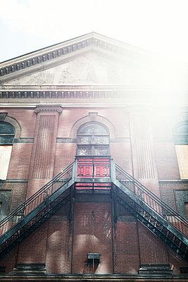 Grunge Building - p1335m1362082 by Daniel Cullen