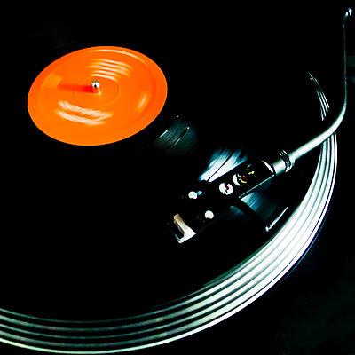 Schallplatte - p979m1036116 von Kosa, Martin