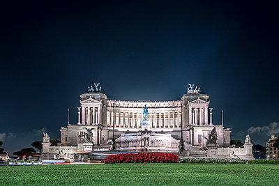 Rome, Monumento Nazionale a Vittorio Emanuele II  - p1275m2100025 by cgimanufaktur