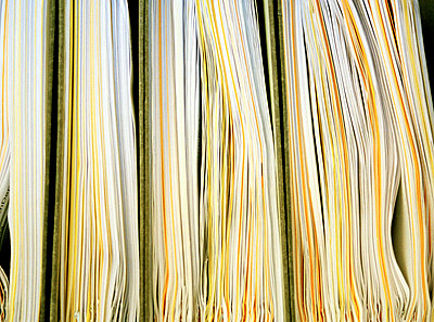 A stack of papers - p3010347f by fStop