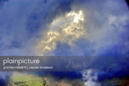 Farbenspiel der Wolken - p1016m1590870 von Jochen Knobloch