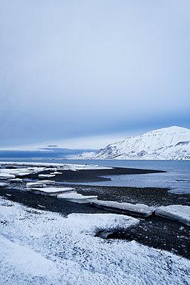 Spitzbergen Svalbard - p1203m1132385 von Bernd Schumacher