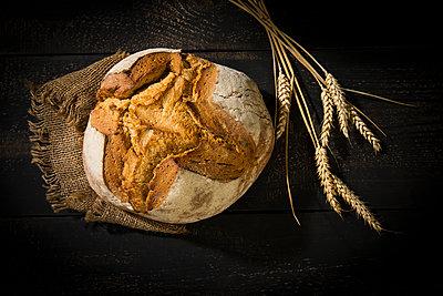 Crusty bread - p300m1563089 by Roman Märzinger