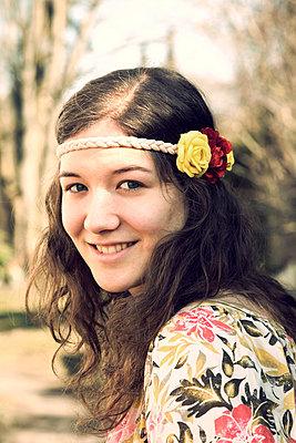 Hairband - p382m816471 by Anna Matzen