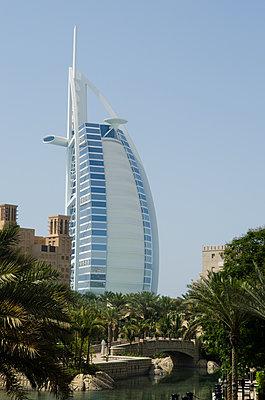 Burj Al Arab luxury hotel  - p794m1476414 by Mohamad Itani