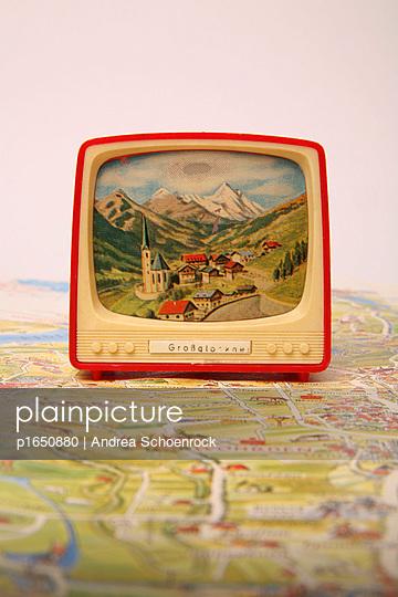 Klickfernseher - p1650880 von Andrea Schoenrock