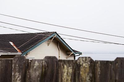 Haus in Bodega Bay - p1095m1508032 von nika