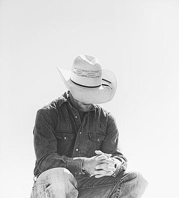 Rodeo Cowboy - p1335m1172304 by Daniel Cullen