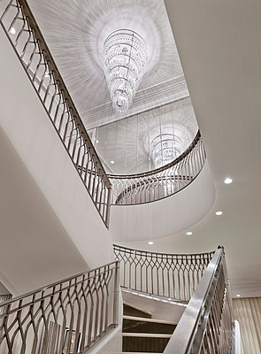Staircase - p390m973211 by Frank Herfort