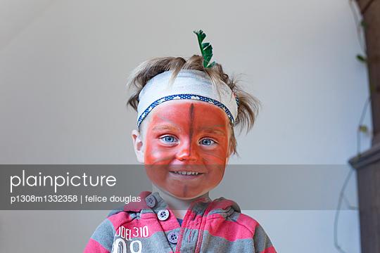 kleiner Indianer - p1308m1332358 von felice douglas