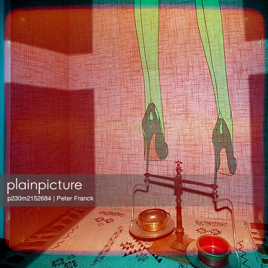 Balance - p230m2152684 by Peter Franck