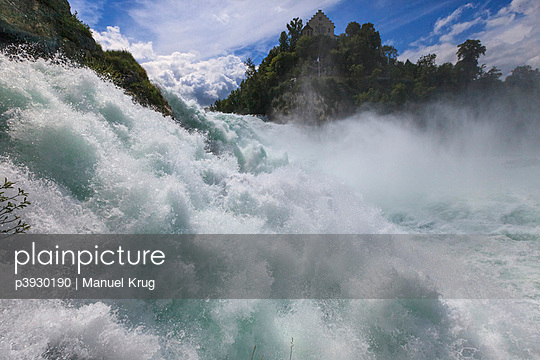 Rheinfall von Schaffhausen - p3930190 von Manuel Krug