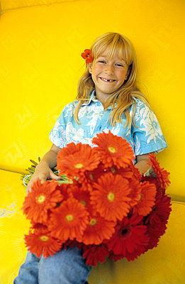 Blumenkind - p0451009 von Jasmin Sander