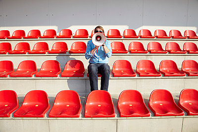 Red seats - p4641700 by Elektrons 08