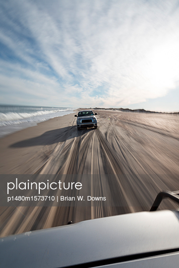 Beach Blast - p1480m1573710 by Brian W. Downs