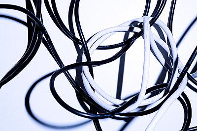 Stromkabel - p1149m2192760 von Yvonne Röder