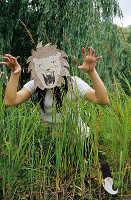Löwe entlaufen - p2140464 von hasengold