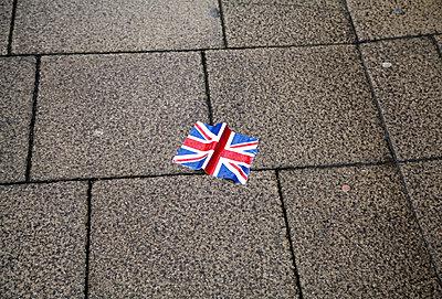 Union Jack - p1090m856364 von Gavin Withey