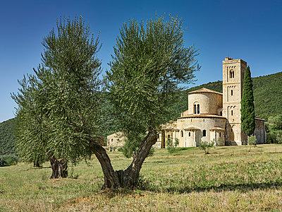 Montalcino, Tuscany - p968m987225 by Roberto Pastrovicchio
