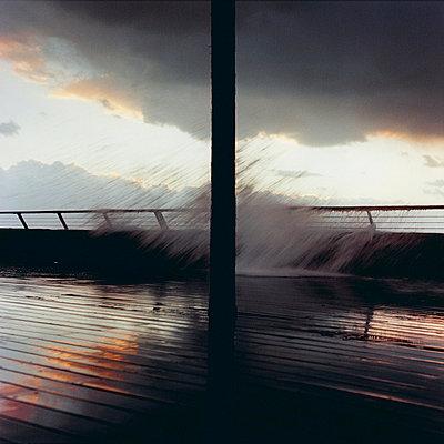 Cloudburst - p567m667656 by Philippe Levy