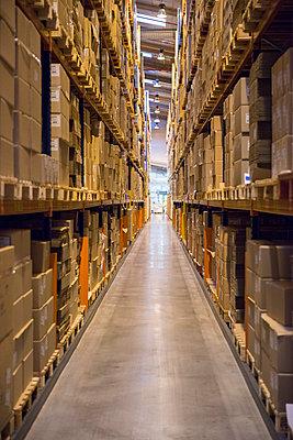 Warehouse - p1216m2260921 by Céleste Manet